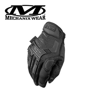 Mechanix M-Pact Gloves Covert Black