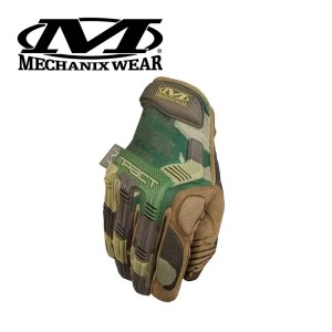 Mechanix M-Pact Gloves Woodland