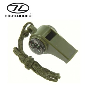 Highlander Ranger Whistle