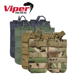 Viper Tactical Quick Release Double Mag Pouch