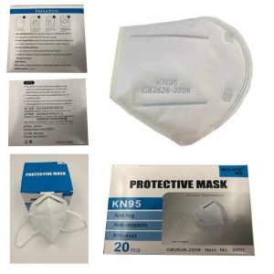 KN95 Face Mask PPE
