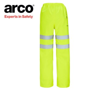 Arco Yellow GORE-TEX Hi-Vis Waterproof Overtrousers