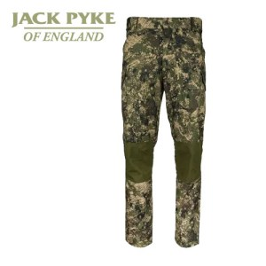 Jack Pyke Softshell Trousers Digicam
