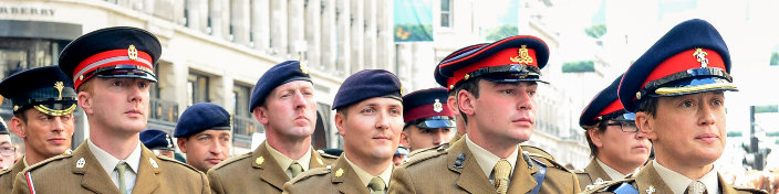 The British Army - Top 100 LGBT Employer