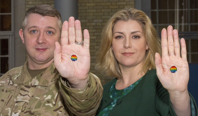 Rainbow Dot Campaign Supporters