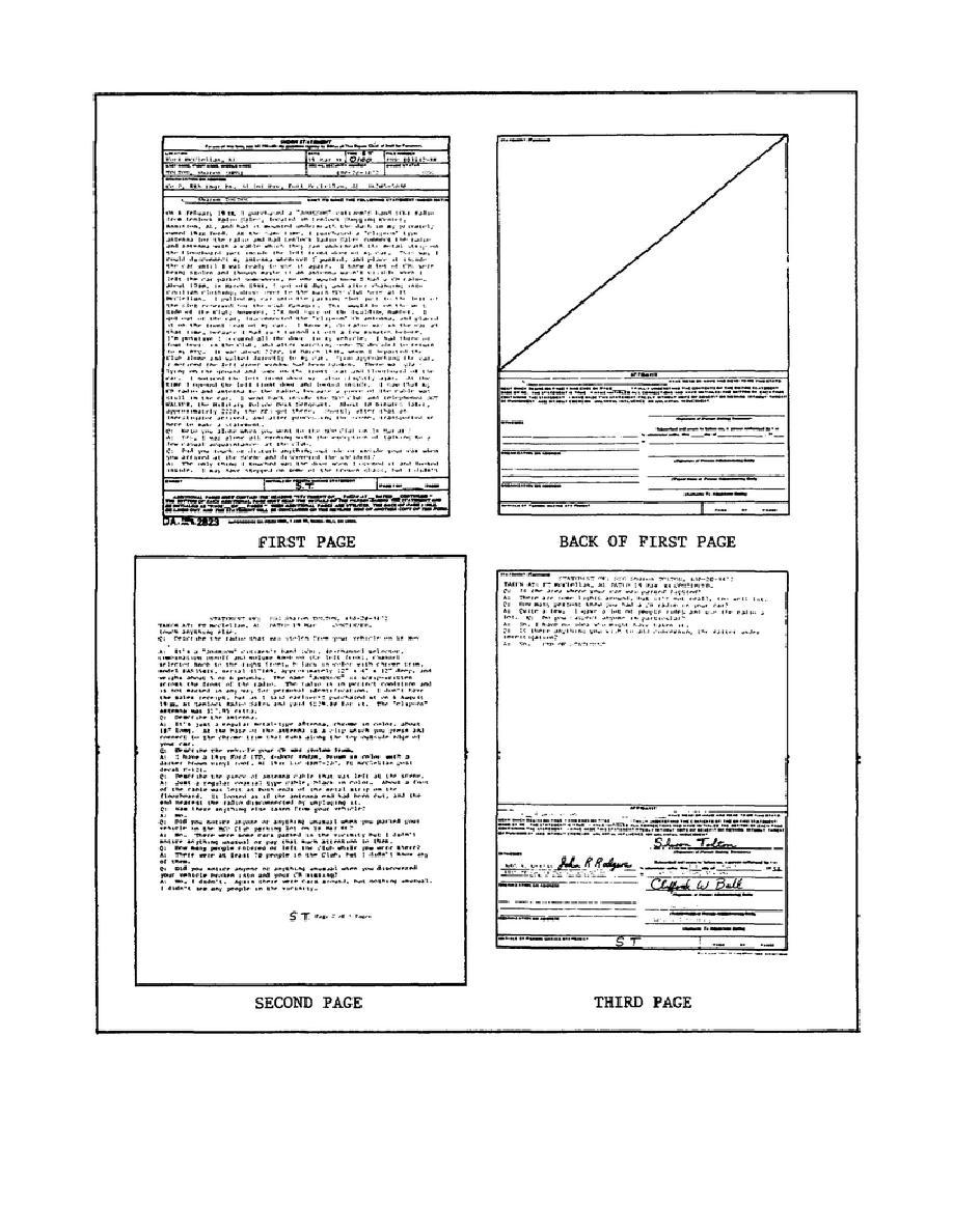 Figure 3-6. Sworn Statement.