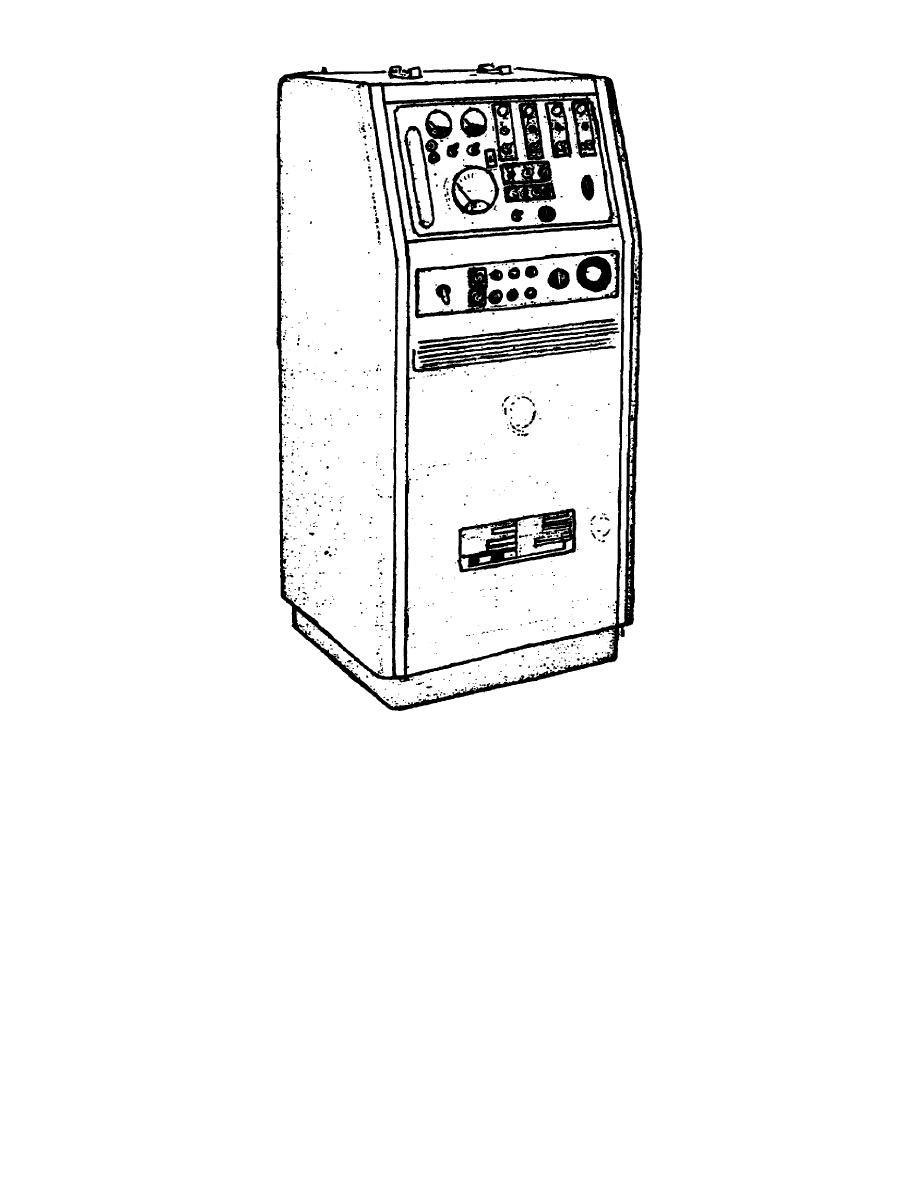 Figure 10. Model HT-1 Heater Test Set.