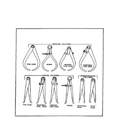 diagram of outside calliper [ 918 x 1188 Pixel ]