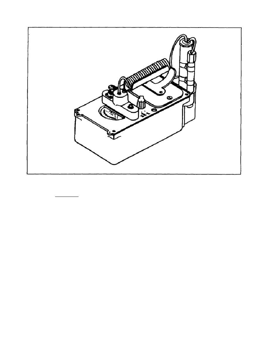 Figure 1-20. AN/PDR-27 radiac set