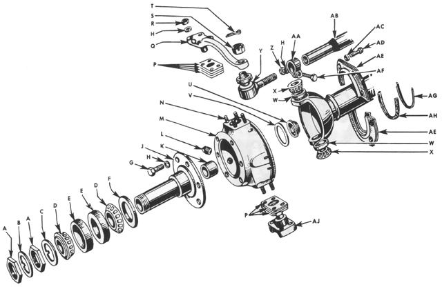 Chevy Dana 60 Rear Axle Diagram, Chevy, Free Engine Image