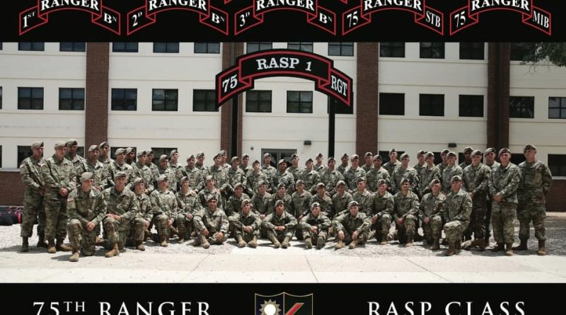 army ranger supporting rangers