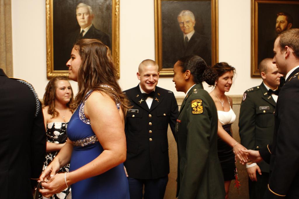 2012 Military Ball  Army ROTC  Eastern Kentucky University