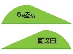 "Letka šípu Blazer 2"" Neon Green"