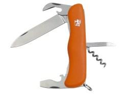 Nůž Mikov Praktik 115-NH-5/AK oranžový