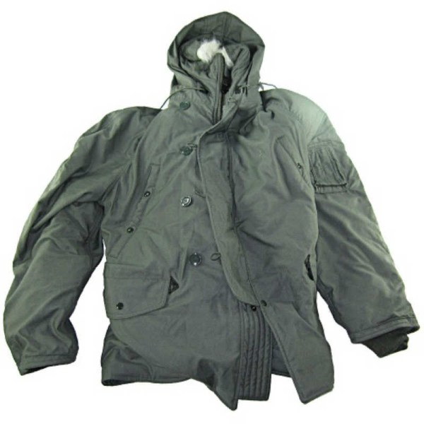 Parka Extreme Cold Weather Type -3b Large