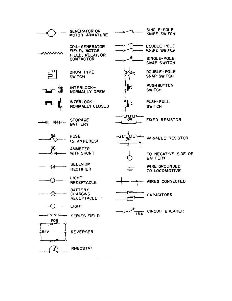 wiring diagram symbols electrical