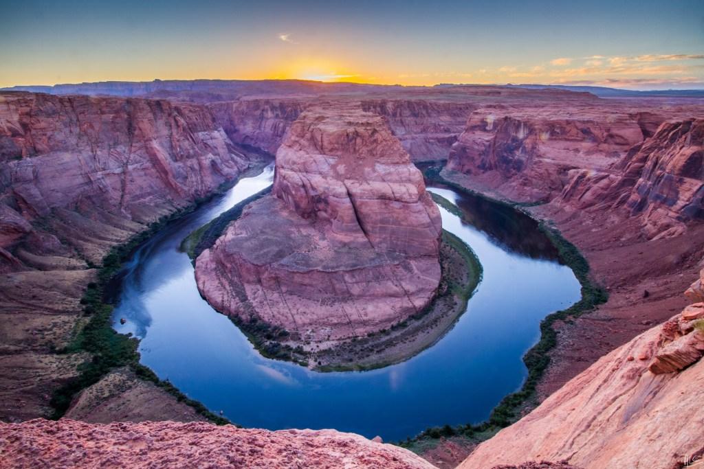 Horse Shoe Bend - Arizona - USA