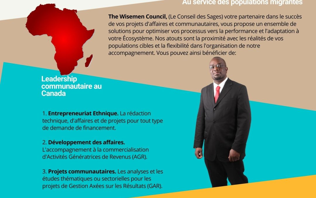 Offre de Service de The Wisemen Council
