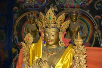 Sherkhang Monastery