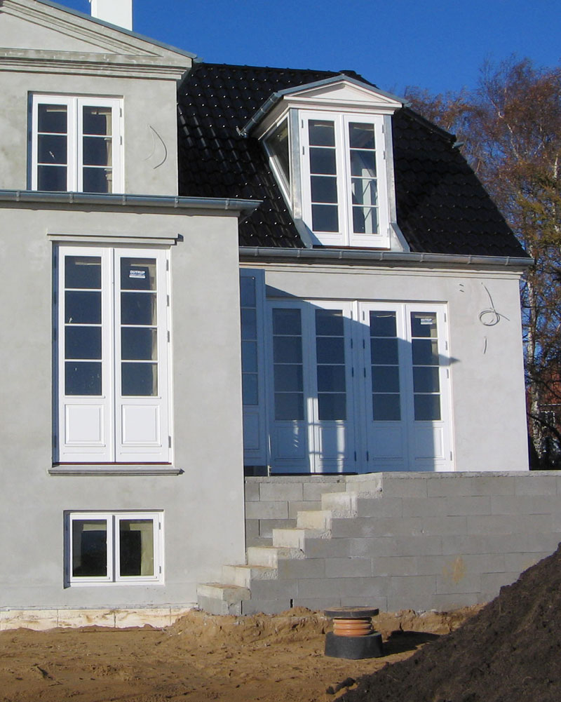 Tømrer- & Snedkerfirmaet Arne Danielsen A/S - Hybelund