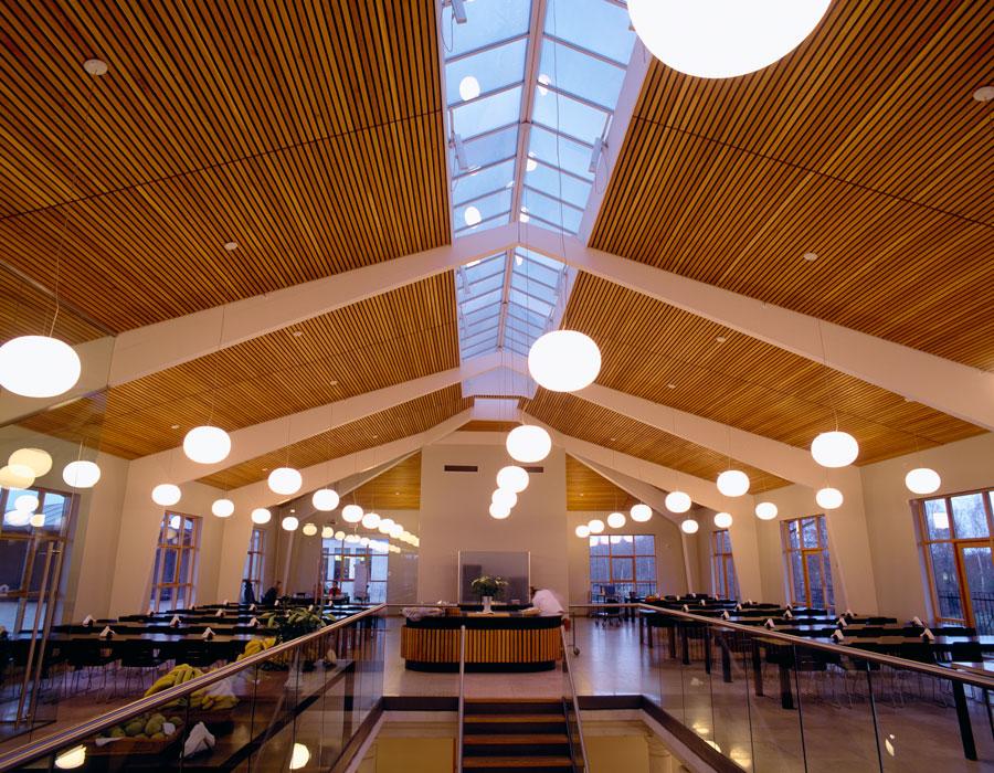 Tømrer- & Snedkerfirmaet Arne Danielsen A/S - Kantine