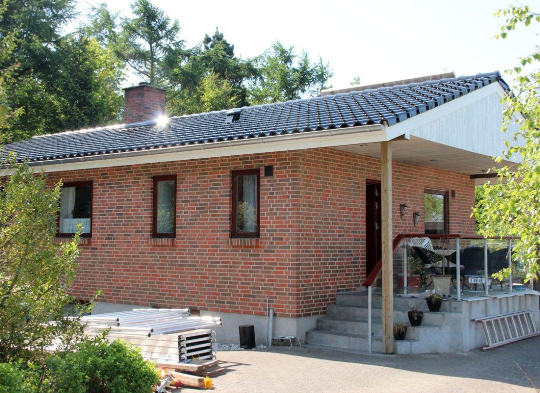 Tømrer- & Snedkerfirmaet Arne Danielsen A/S - Nyt tag