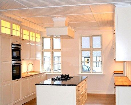 Tømrer- & Snedkerfirmaet Arne Danielsen A/S - Renovering af privat bolig