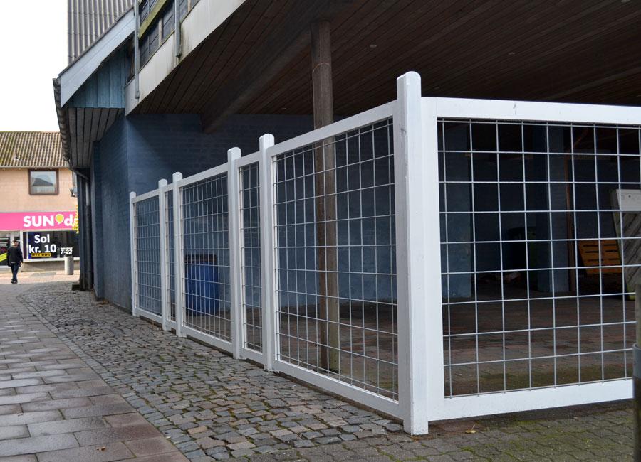 Tømrer- & Snedkerfirmaet Arne Danielsen A/S - Hegn