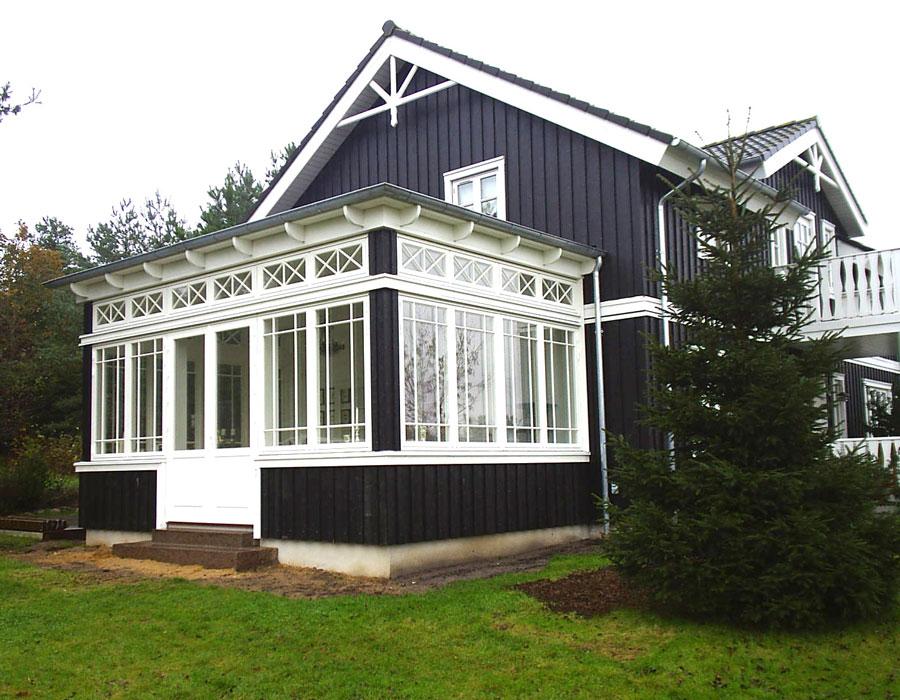 Tømrer- & Snedkerfirmaet Arne Danielsen A/S - Udestue