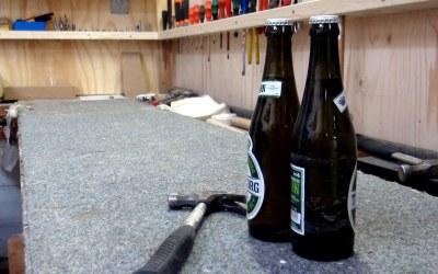 Myte 3 om tømrere… de forventer du stiller øl frem?