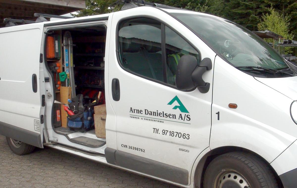 Arne Danielsen AS søger nye kolleger