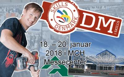 Mathias er udtaget til DM i Skills