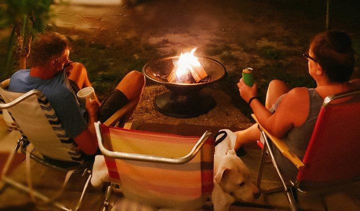 Burning Man- Home Edition