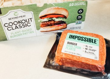 Meatless Substitute Products