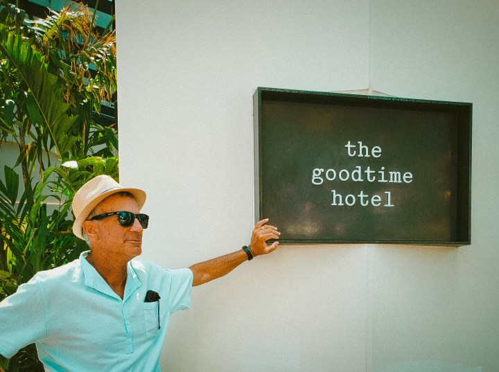 The Goodtime Hotel: A Review of Our Good Time