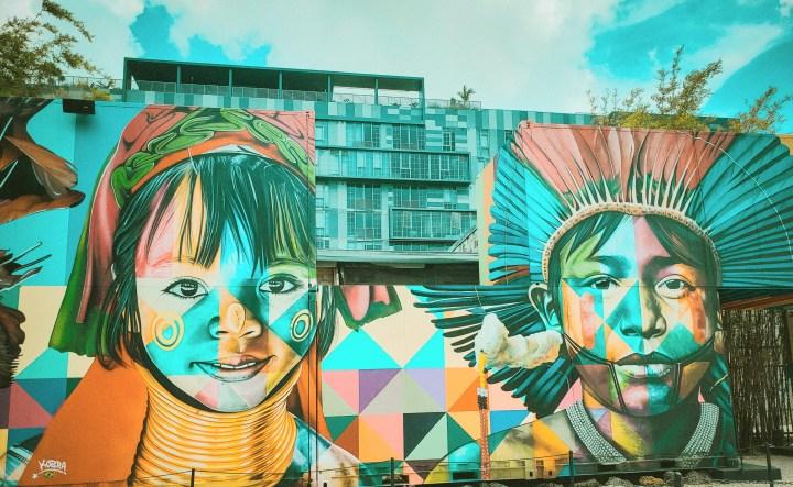 Visiting Wynwood Walls – Miami