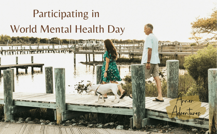 Participating in World Mental Health Day