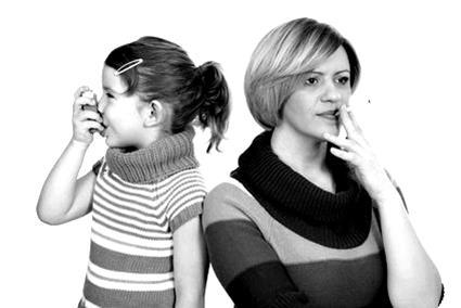 Peligros del tabaquismo