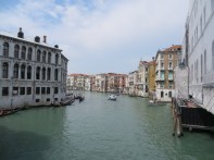The Grand Canal looking north