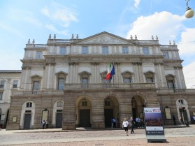 Teatro alla Scala - worlds most famous opera house