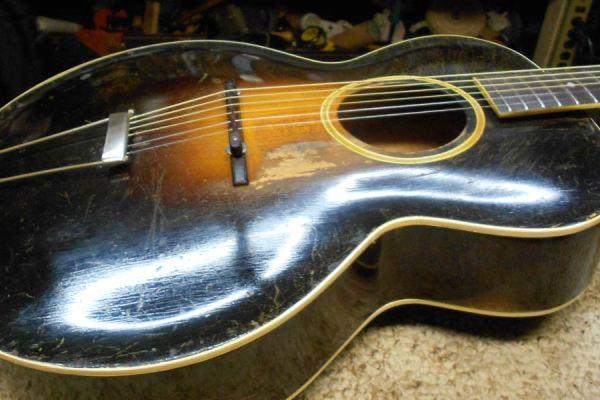 Gibson refret and bridge