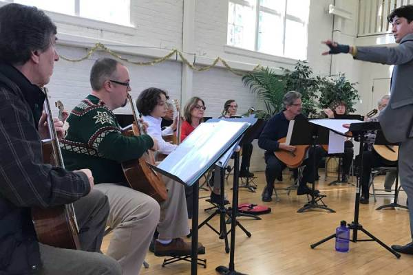 Christmas Orchestra
