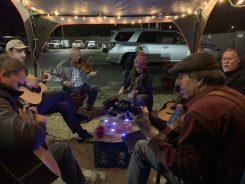 arnie gamble cba fall bluegrass jam
