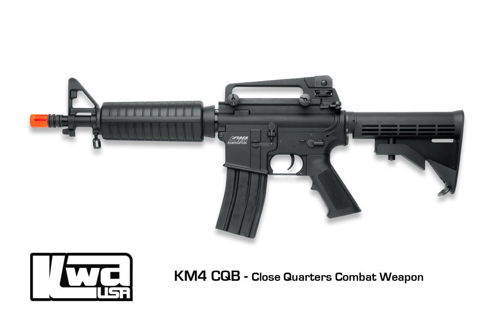 KWA to release new AEG aimed at CQB market