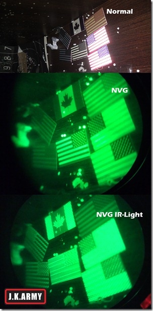 JK-UNIQUE-3M-IR-PATCH-USA-ALL nvg ir light test