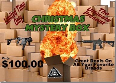 christmas mystery box