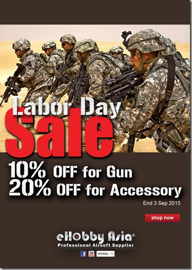 Labor Day - Landing Page