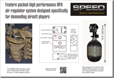 SPEED HPA Reg Small Form Factor