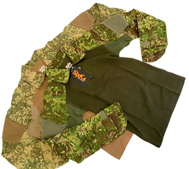 PENCOTT COMBAT SHIRT ADD