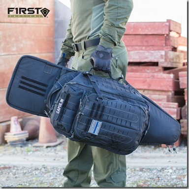 First Tactical Rifle Sleeve insta1